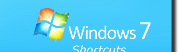 Windows 7 Shortcuts We Don't Use Much